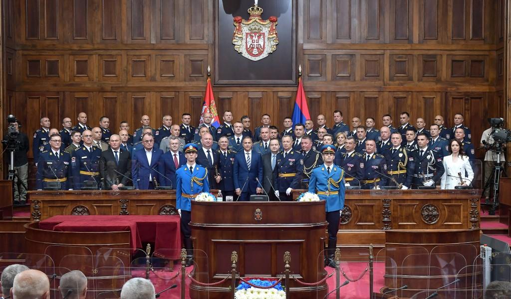 Стефановић: Сви којима смета српски војник, не желе јаку Србију